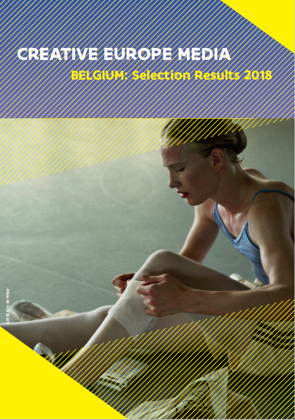 MEDIA Belgian Results 2018 Cover